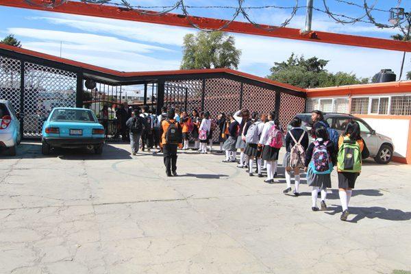 Detectan 21 escuelas con más robos en Hermosillo