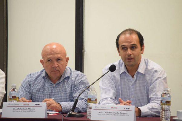 Unen esfuerzos Fundación México SOS y SSP