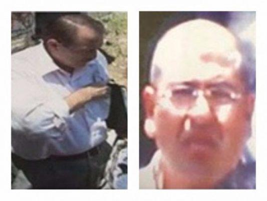 Difunden imágenes de dos personas ligadas al caso ABC