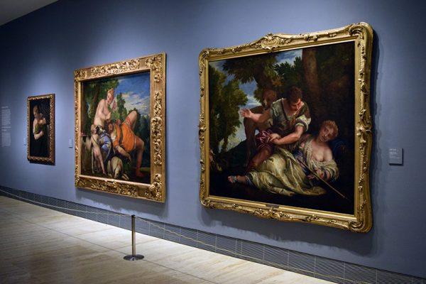 Presenta exposición de arte veneciano