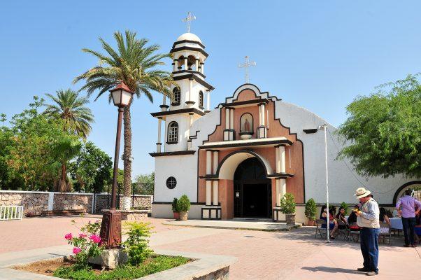 San Pedro El Saucito cumple 80 años