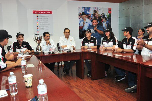 Escuadra Irruenti gana el Gran Premio de México de la Formula 1