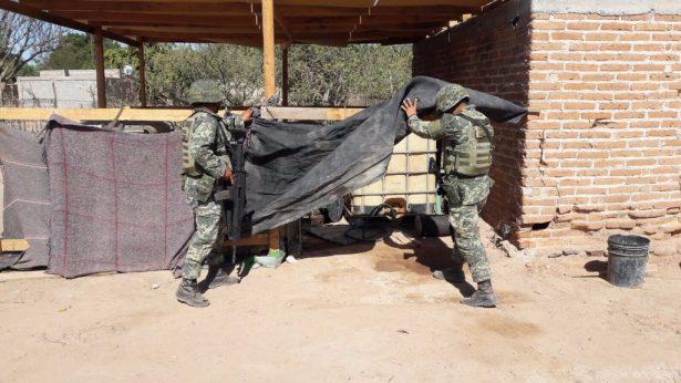 Huachicoleros no son nuevos en Sonora: García Morales