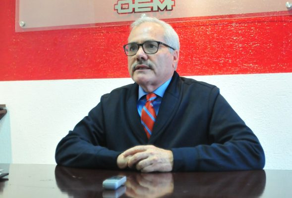 Ignacio Lagarda: nuevo cronista de Hermosillo