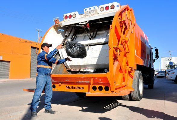 Adquirirán 5 camiones nuevos para recolección de basura