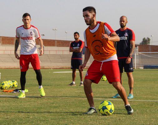 Mi meta es ascender: Hernández