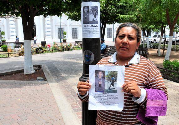 Madre busca a su hijo; cree que está en Hermosillo