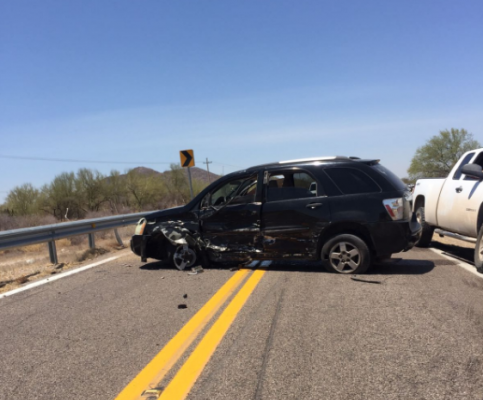 Van tres accidentes en la carretera Ures-Hermosillo