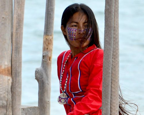 La niña que salvó a la etnia Seri de una plaga