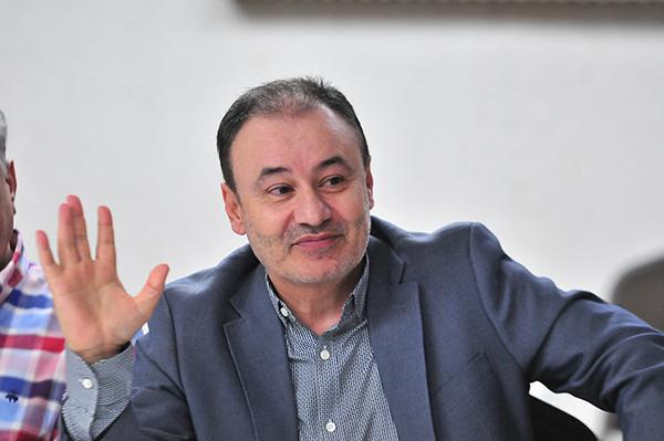 Anuncia Durazo visita de AMLO
