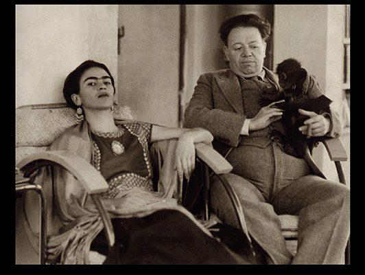 La vida de Frida Kahlo y Diego Rivera se hace ópera