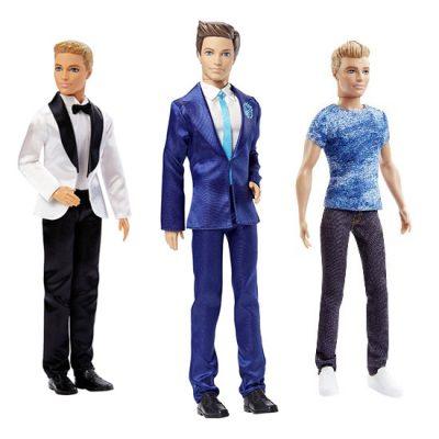 Muñeco Ken diversifica su imagen