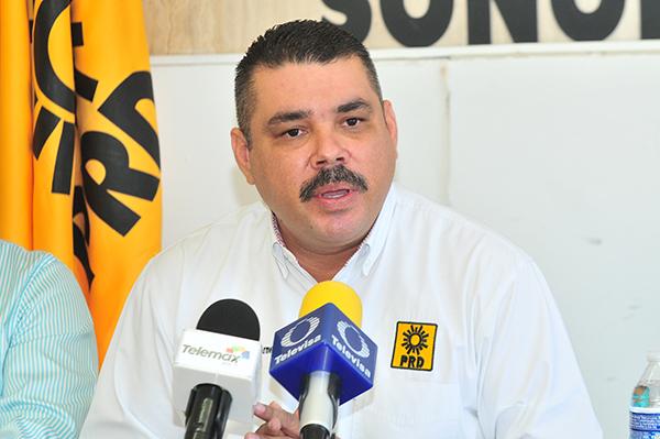 PRD se manifestará en contra del aumento de transporte