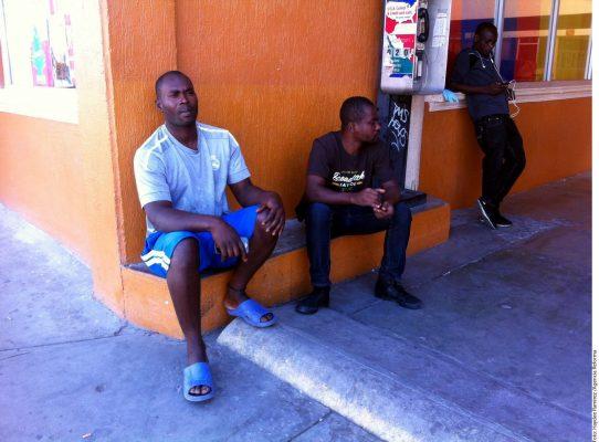 Sólo dos haitianos en Sonora continúan proceso en el INM