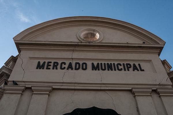 Podrían clausurar el Mercado Municipal