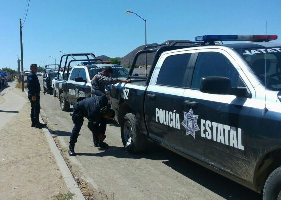 Continua SSP combate a la delincuencia