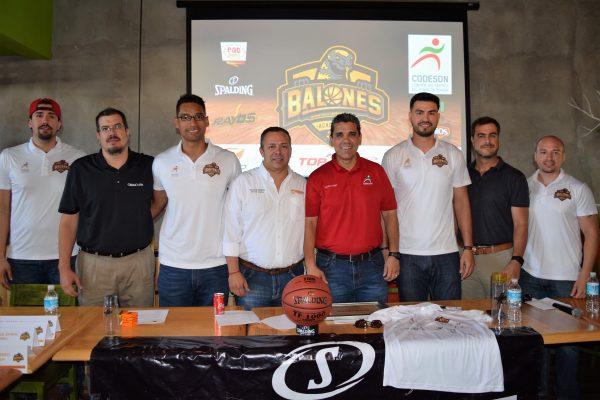 Anuncian Academia Balones Basketball