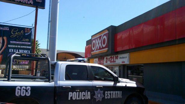 Roban OXXO al Sur de la ciudad
