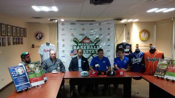 Mexican Baseball Fiesta está de vuelta
