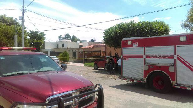 (Galería) Reportan una explosión en un departamento en la colonia Villa Satélite