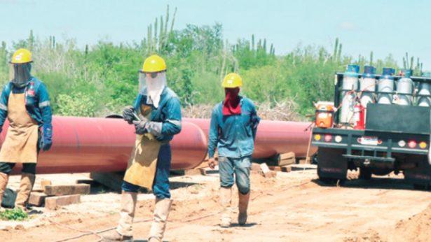 Liberan Yaquis a técnicos del gasoducto