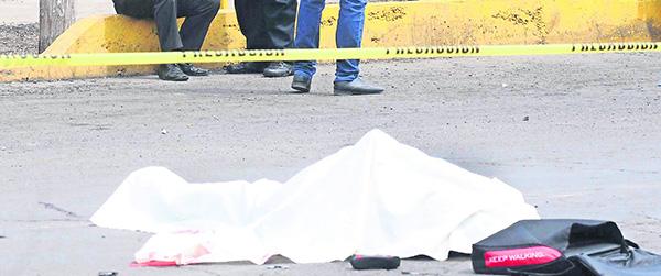 Muere mujer en accidente
