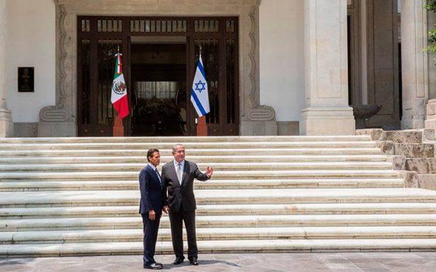 Primera visita de un Primer Ministro de Israel a México en ¡65 años!