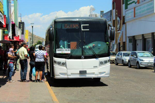 """Entrarán autobuses """"emergentes"""" para mejorar el servicio"""