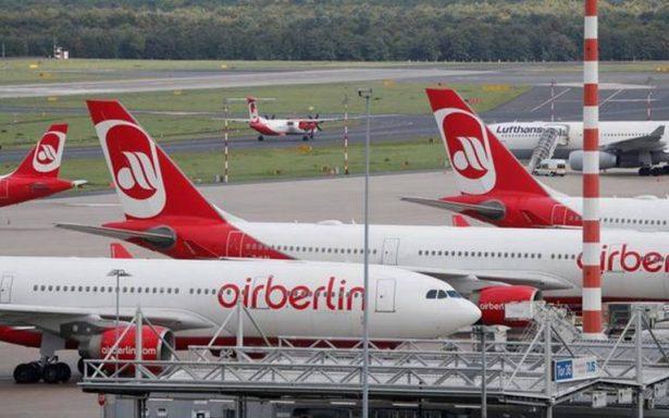 Cancelan más de cien vuelos tras reportarse enfermos 200 pilotos