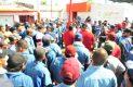 Protestan empleados de servicio municipales -German Murrieta (5)