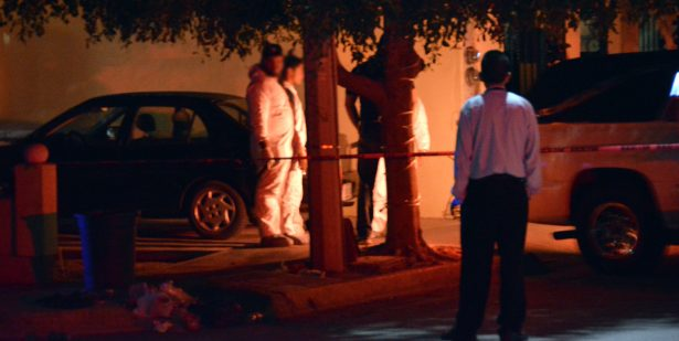 Asesinan a conductor de UBER con herida en el cuello