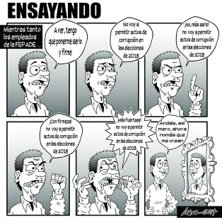CARTOON LUNES 11 SEP 17