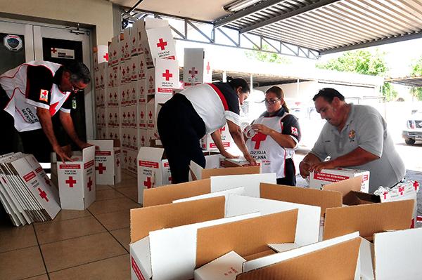 Piden ayuda para damnificados por terremoto