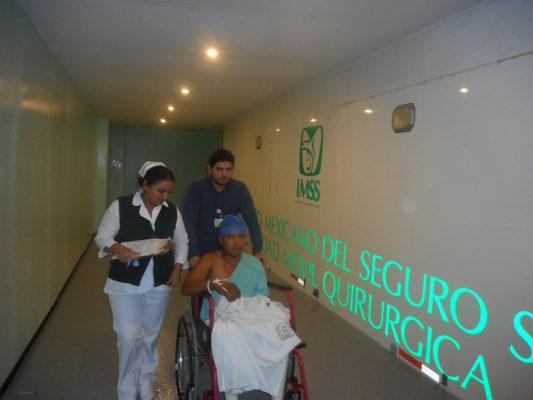 Reportan 22 hospitales afectados en el país tras sismo