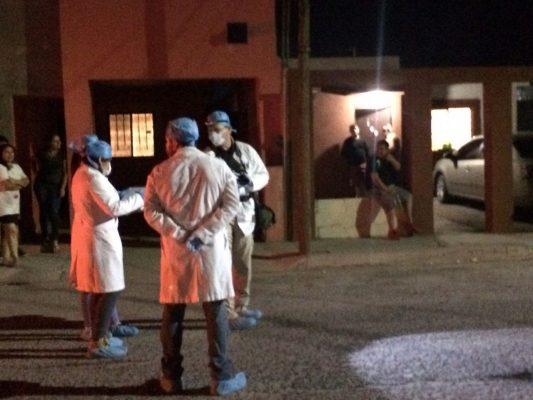 Otra noche violenta: balean a joven al sur de Hermosillo