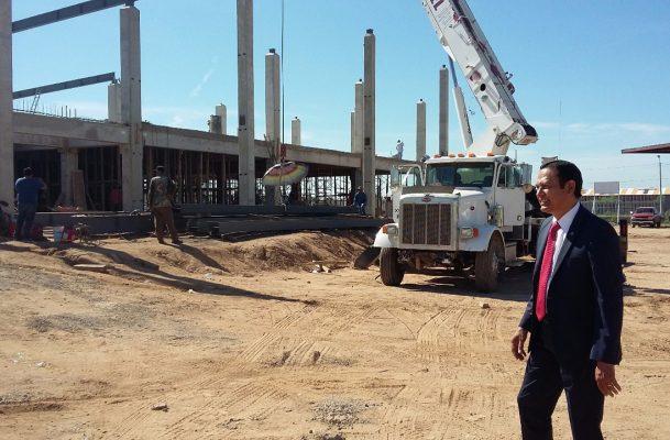Sufre retraso construcción de Centro Aeroespacial en ITH
