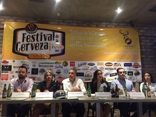 Invitan al Festival de la Cerveza en Hermosillo