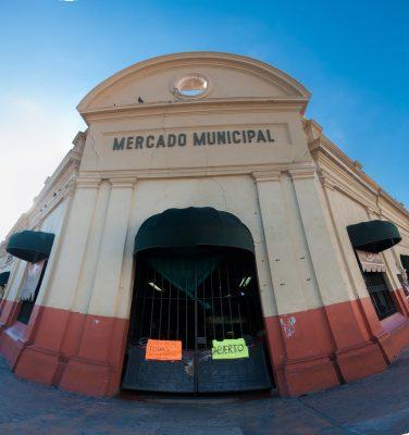 Piden administración para Mercado Municipal