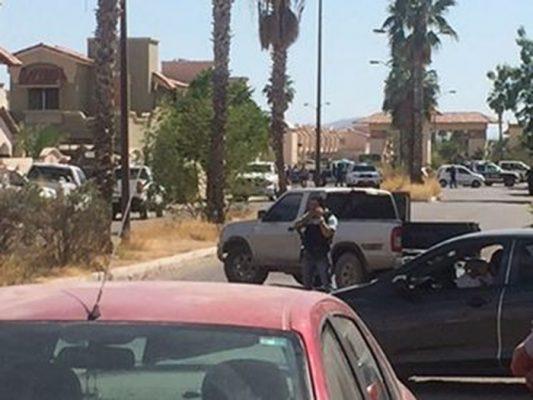 Abaten a 5 delincuentes al realizar un cateo en Puerta Real