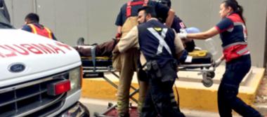 Otra tragedia laboral, muere trabajador prensado