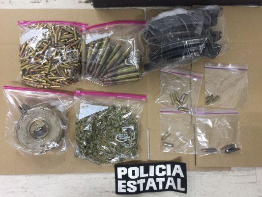 Aseguran más de 12 mil dosis de droga en Sonora en una semana