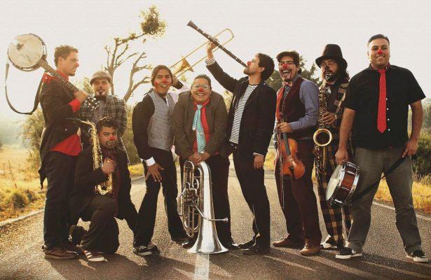 Triciclo Circus Band, con nueva producción
