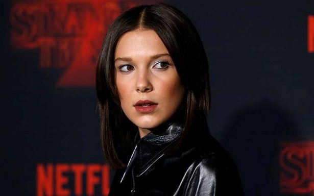 Millie Bobby Brown rapea al estilo de 'Stranger Things'