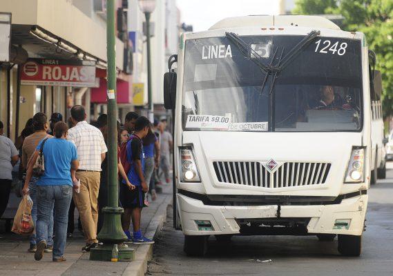 Termina el plazo para concesionarios de transporte urbano