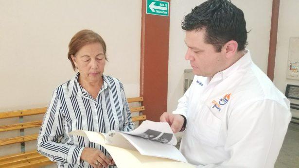 Presidenta del PAN en Puerto Peñasco presenta denuncia ante PGR