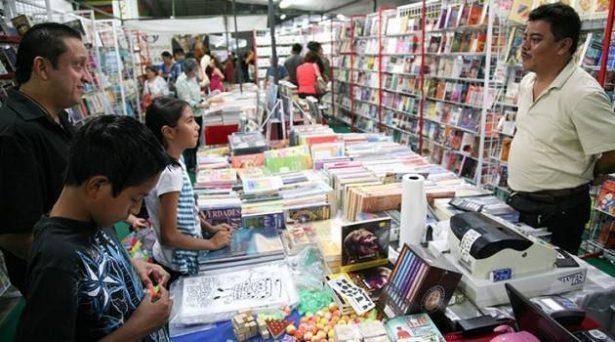Venden más de 15 mil libros en la FLH 2017