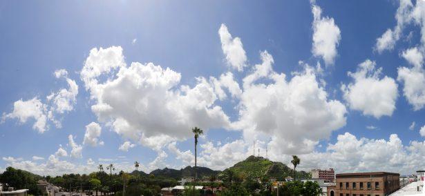 Volverán nublados a Sonora el próximo martes