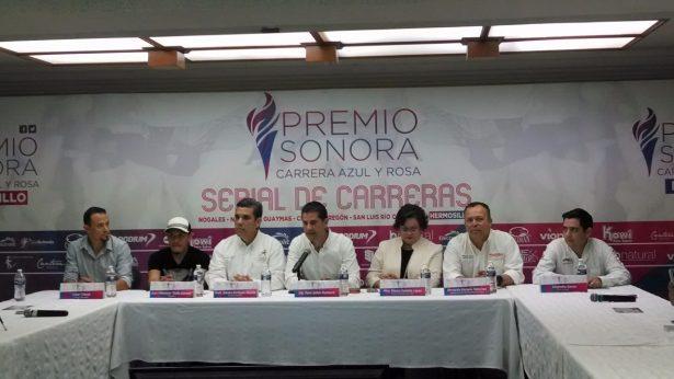 Invitan a participar en las carreras Premio Sonora