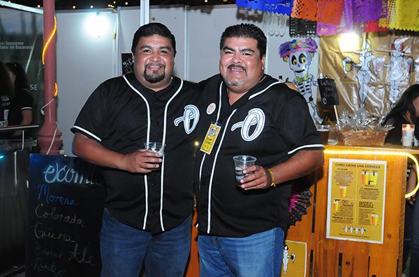 Con éxito celebran Festival de la Cerveza