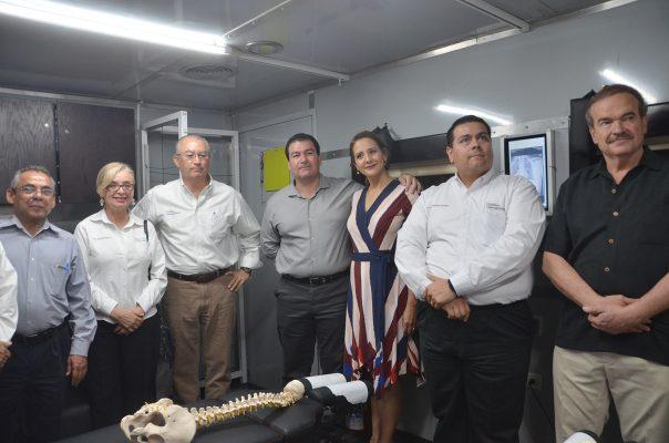"""Llega a Sonora el """"Dr. Vagón"""", el tren de la salud"""